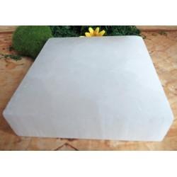 Selenite Gemstone Charging Plate