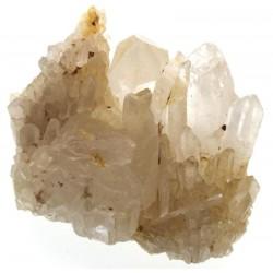 Elestial Quartz Gemstone Cluster 19