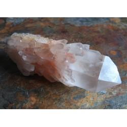 Elestial Quartz Gemstone Cluster 32