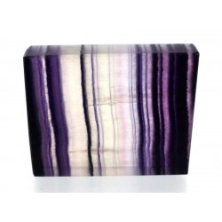 Fluorite Gemstone Tile 08