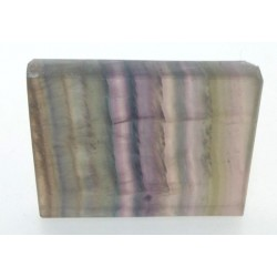Fluorite Gemstone Tile 10