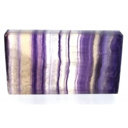 Fluorite Gemstone Tile 12