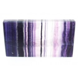 Fluorite Gemstone Tile 13