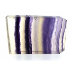 Fluorite Gemstone Tile 14