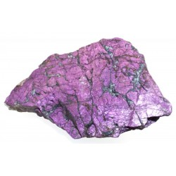 Purpurite Raw Gemstone Specimen 01