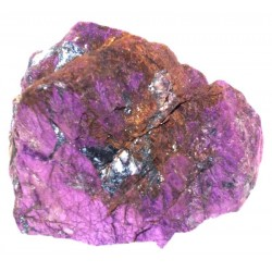 Purpurite Raw Gemstone Specimen 02