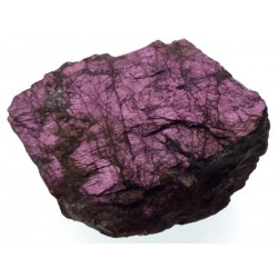 Purpurite Raw Gemstone Specimen 05