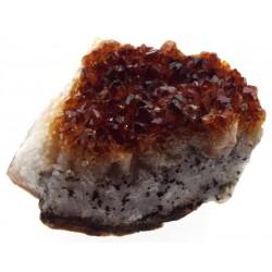 Citrine Gemstone Cluster Specimen 04