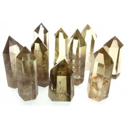 Citrine Natural Gemstone Tower