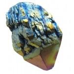 Elestial Titanium Aura Quartz Gemstone Point 06