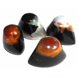 1 x Small Agate Eye Protection Stone