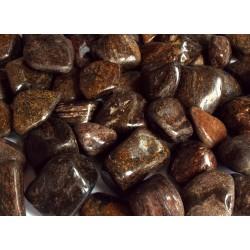 1 x Bronzite Tumblestone