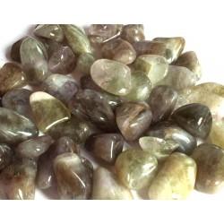 1 x Prasiolite Green Amethyst Tumblestone