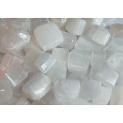 1 x Selenite Tumblestone