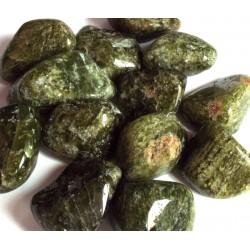 1 x Large Vesuvianite Tumblestone