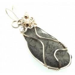 Harricana Fairy Stone Pendant Design 2