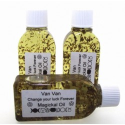 25ml Van Van Herbal Spell Oil Changing Your Luck