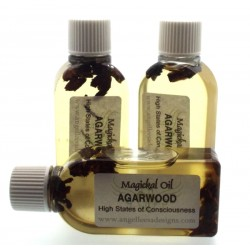 25ml Agarwood Herbal Spell Oil High States of Consciousness