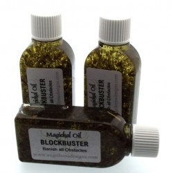 25ml Blockbuster Herbal Spell Oil Banish All Obstacles
