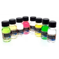 Set of 8 Christmas Themed Oils for Burners