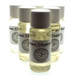 10ml Crown Chakra Oil for Awareness, Wisdom and Inspiration