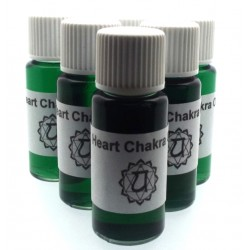 10ml Heart Chakra Oil for Love, Forgiveness and Acceptance