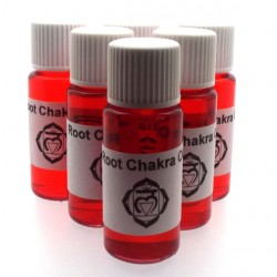 10ml Root Chakra Oil for Survival, Vitality and Sexuality