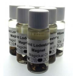 10ml Gold Lodestone Gemstone Oil