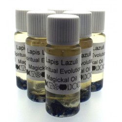10ml Lapis Lazuli Gemstone Oil Spiritual Evolution