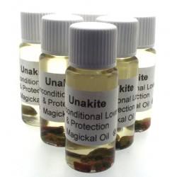 10ml Unakite Gemstone Oil Unconditional Love
