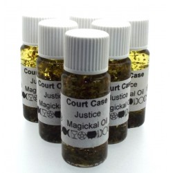 10ml Court Case Herbal Spell Oil