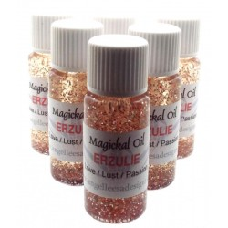 10ml Erzulie Herbal Spell Oil Love Lust Passion