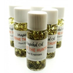 10ml Herne the Hunter Herbal Spell Oil Hunt Enemies