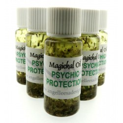 10ml Psychic Protection Herbal Spell Oil Protect Yourself