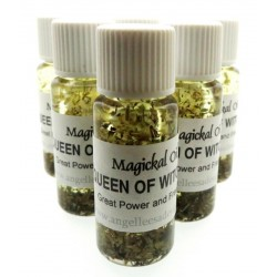 10ml Queen of Witches Herbal Spell Oil Great Power