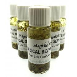 10ml Radical Severance Herbal Spell Oil Past Life