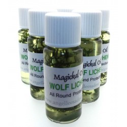 10ml Wolf Lichen Herbal Spell Oil All Round Protection