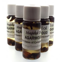 10ml Agarwood Herbal Spell Oil High States of Consciousness