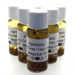 10ml Agrimony Herbal Spell Oil Remove Curses Jinx Hex