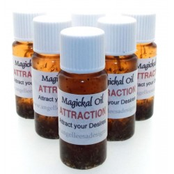 10ml Attraction Herbal Spell Oil Attract Your Desires