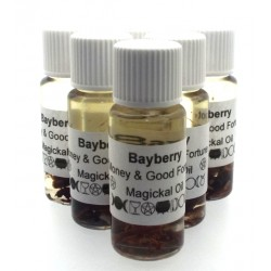 10ml Bayberry Herbal Spell Oil Money and Good Fortune
