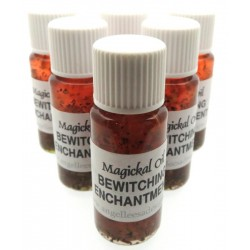 10ml Bewitching Enchantment Herbal Spell Oil Captivate