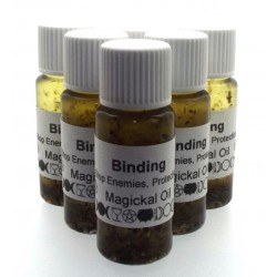 10ml Binding Herbal Spell Oil Stop Enemies and Protection