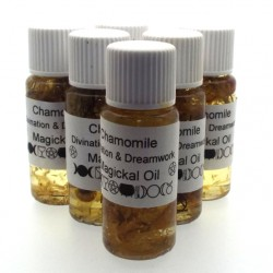 10ml Chamomile Herbal Spell Oil Divination and Dreamwork
