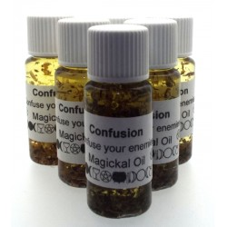 10ml Confusion Herbal Spell Oil Confuse Your Enemies