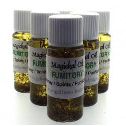 10ml Fumitory Herbal Spell Oil Money Spirits Purification