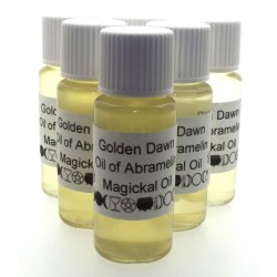 10ml Golden Dawn Herbal Spell Oil Abramelin