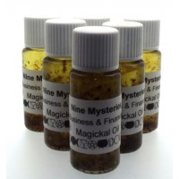 10ml Nine Mysteries Herbal Spell Oil Business Finances