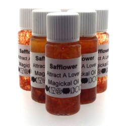 10ml Safflower Herbal Spell Oil Attract a Soulmate Lover