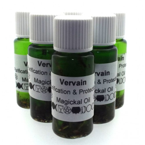 10ml Vervain Herbal Spell Oil Purification Protection